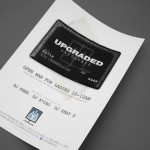 Upgraded Saturdays at AJA Channelside Print Design by Ryan Orion Agency