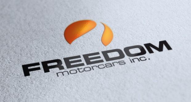 Freedom Motorcars Branding/Identity Logo Design by Ryan Orion Agency