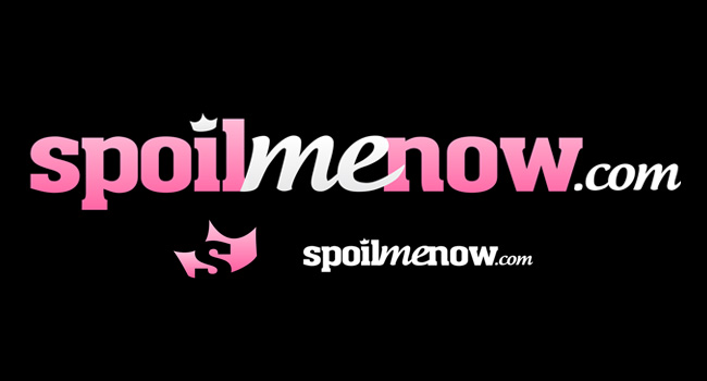 SpoilMeNow.com Branding/Identity Logo Design by Ryan Orion Agency